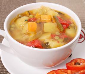 Супа градинарска